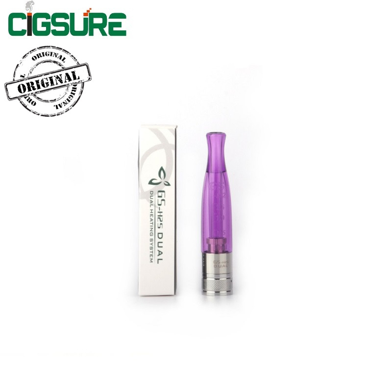 GS H2S Dual Heating Clearomizer